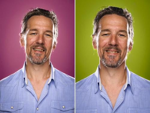 studioporträtt-med-ändrad-färg-på-bakgrunden-Lightroom