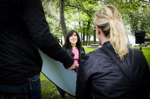 Isol-Videointervju-Skeppsholmen-Stockholm-2013