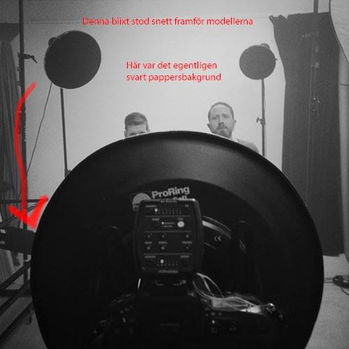 bakom-kulisserna-ringblixt-rökmaskin-fotostudio-porträtt