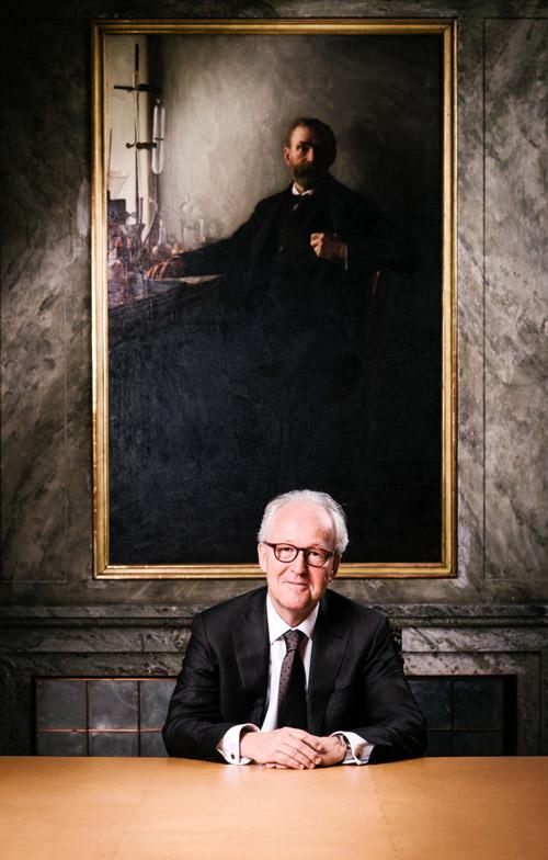 Pressbilder & porträtt, Nobelstiftelsen