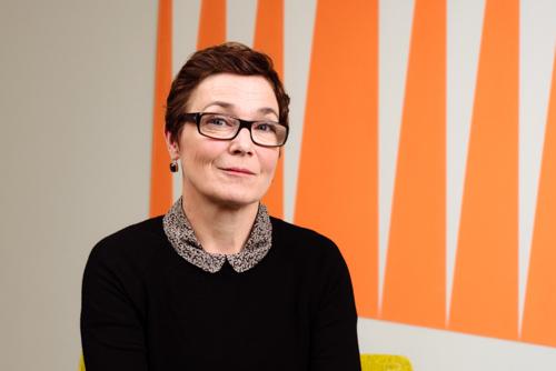 Sveriges-Läsambassadör-2015-2017_Anne-Marie-Körling. Fotograf Stefan Tell