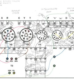 the completed wiring diagram drawn full size  [ 1600 x 520 Pixel ]