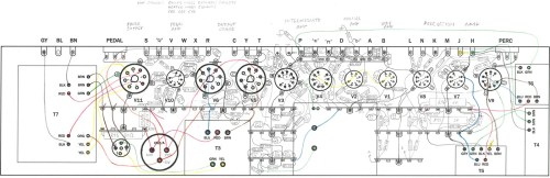 small resolution of the completed wiring diagram drawn full size