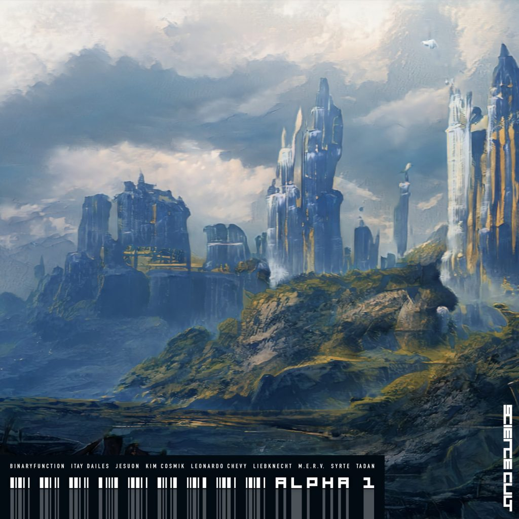 Occupants Alpha 1: Syrte – Velomorph