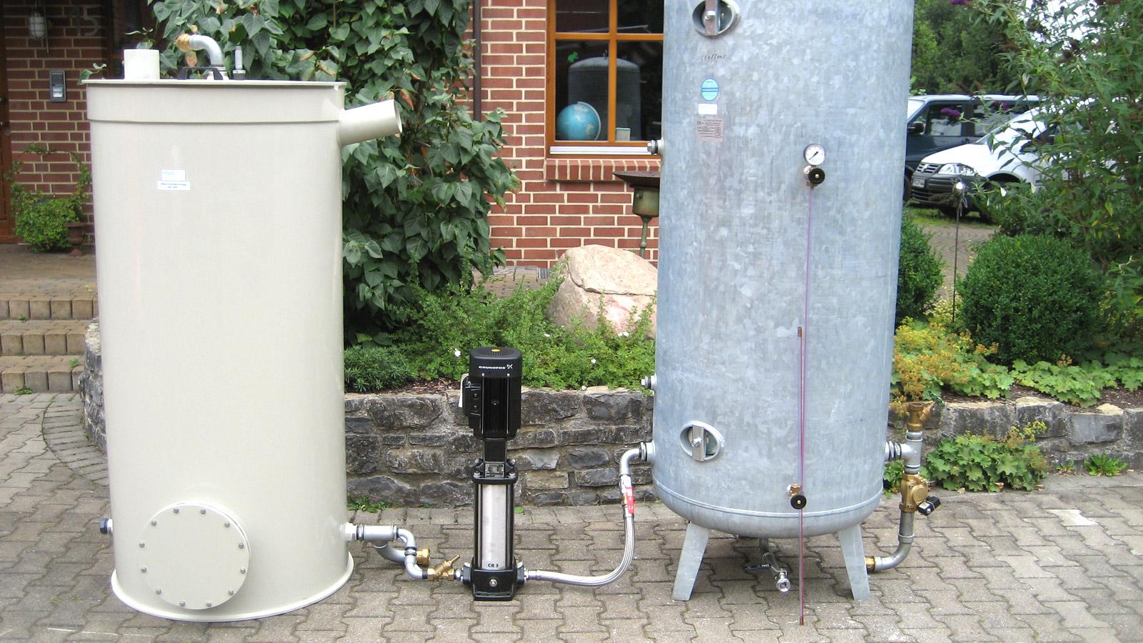 Landwirtschaft - Steffens Pumpen