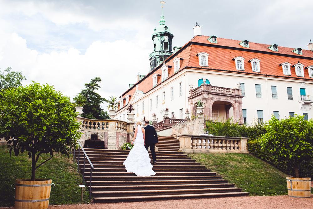Hochzeit Schloss Lichtenwalde  Hochzeitsfotograf Chemnitz