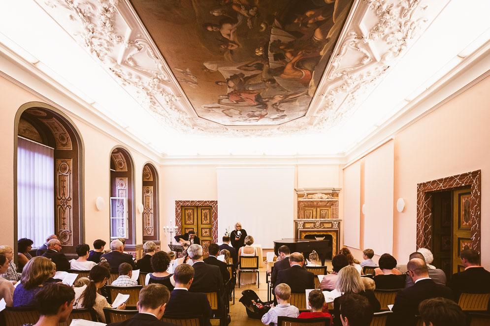 Hochzeit auf Schloss Oppurg  Hochzeitsfotograf Thringen