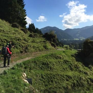 Höhenwanderweg Balderschwang
