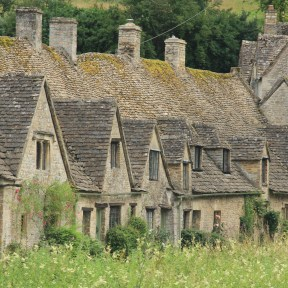 Bibury - Arlington Row