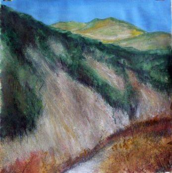 Spanish Landscape Hills