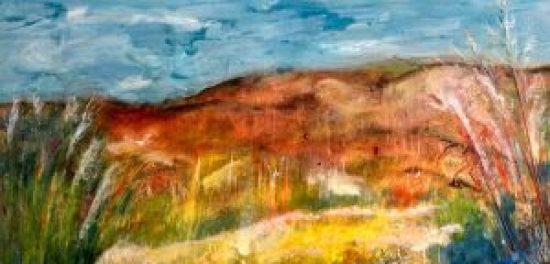 Pintura Rapida Contemporary Landscape Alcaudete