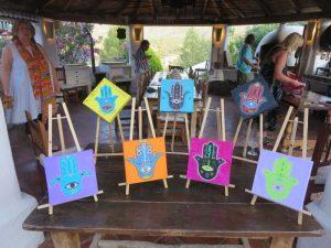 Hamsa Art Exhibition
