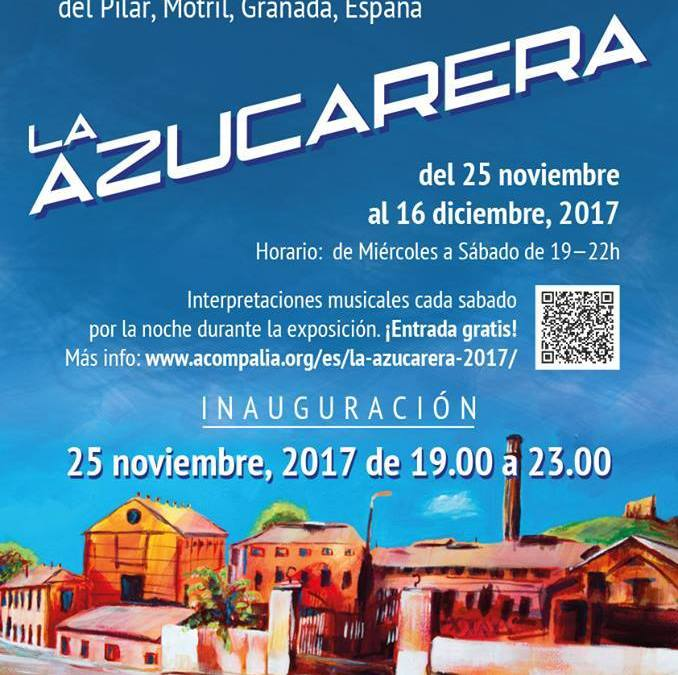 La Azucarera Exhibition, Motril, Spain