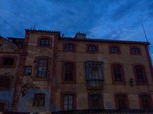 This is La Azucarera, Motril, Spain
