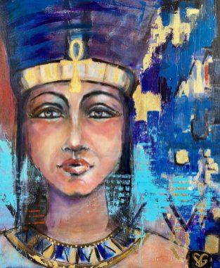 Isis - Egyptian Goddess