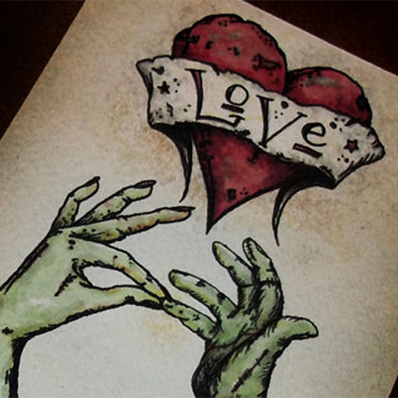 Lucifer Zombie Wedding: Whole Lotta Love: Valentine's Day Gift Guide For