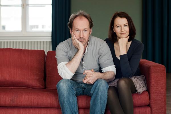 Ulrich Noethen Und Alina Bronski Andreas Reeg STEFF