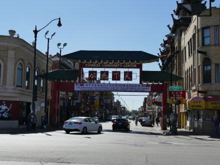 Unterwegs in China Town