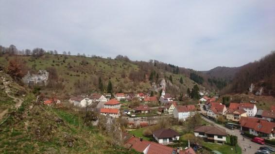 Blick auf Seeburg