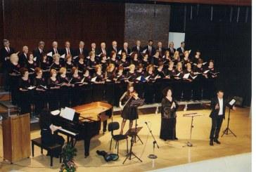 Συναυλία για τα 30 χρόνια της Χορωδίας Λέσχης Φιλομούσων Λάρισας