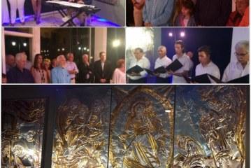 """Συμμετοχή του """"ΟΡΦΕΑ"""" Τριπολης στα εγκαίνια της έκθεσης του Δημήτρη Ταλαγάνη στην Τρίπολη"""