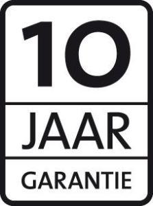10-jaar-garantie dakbedekking