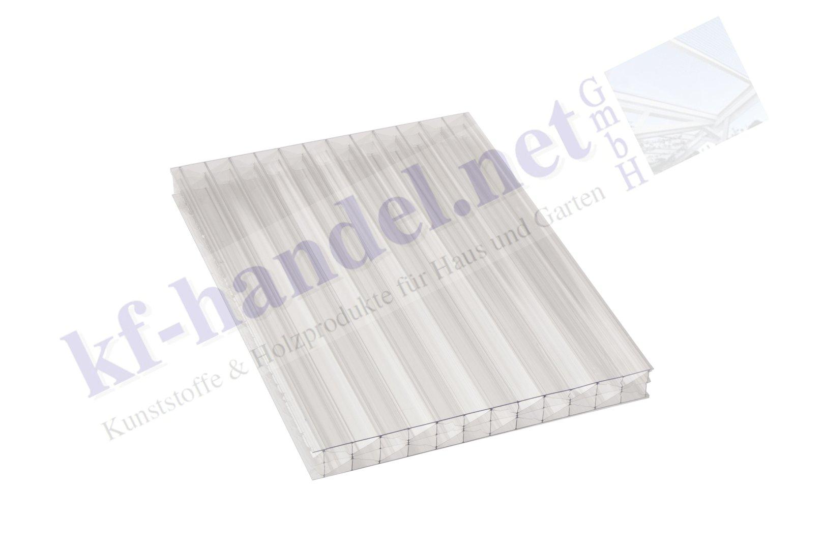 Polycarbonat Makrolon Stegplatten Hohlkammerplatten Kaufen Neu