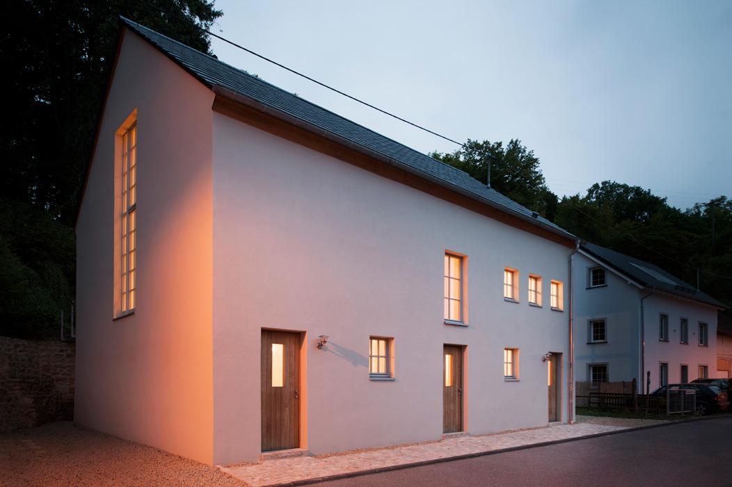Architekten Stein Hemmes Wirtz  Scheune Minden