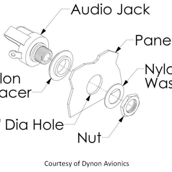 Standard Headphone Jack Wiring