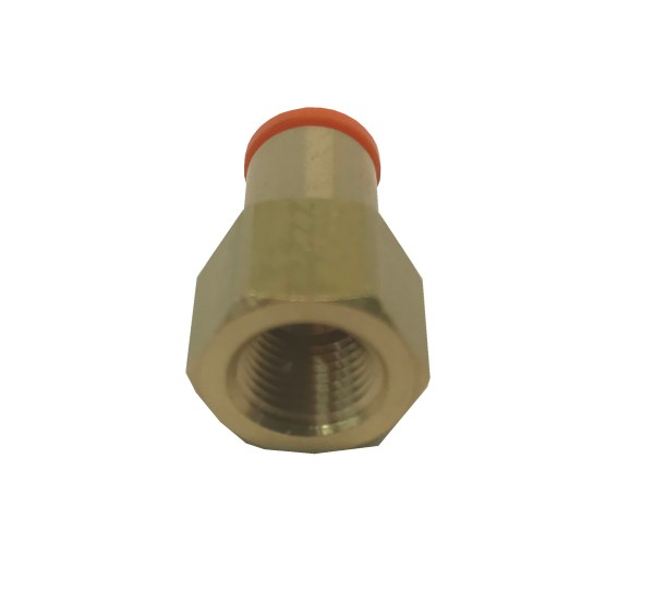 Fitting, Female 1/8 NPT Straight Connector
