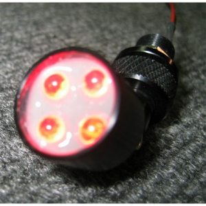 RED LED Maplight / Cockpit Light, 24V