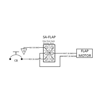 SA-FLAP wiring