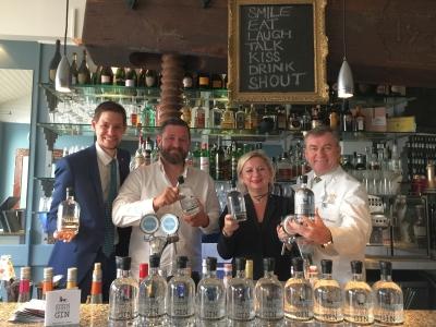 Steinhorn Gin trifft auf Toni Mörwald