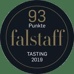 Falstaff Spirits Trophy 2019 - 93 Punkte