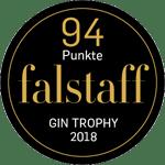 Falstaff Gin Trophy 2018 - 94 Punkte