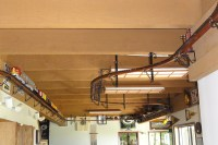 Install Ceiling Train Track Pictures to Pin on Pinterest ...