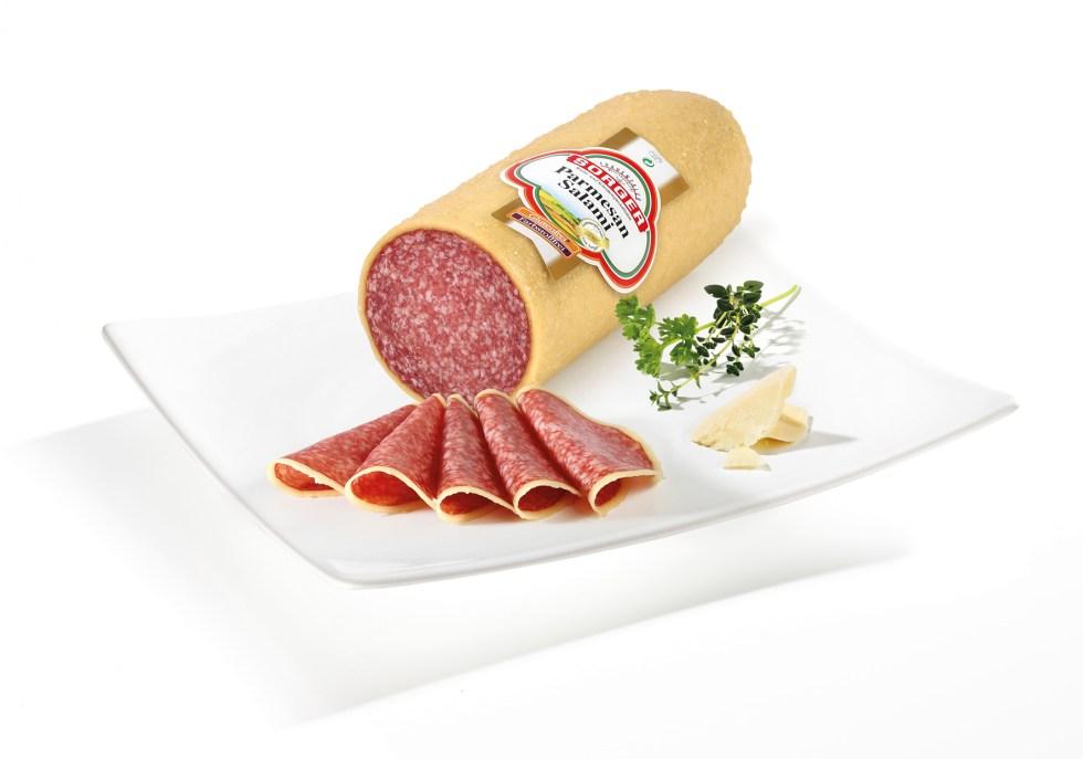 Parmesan Salami