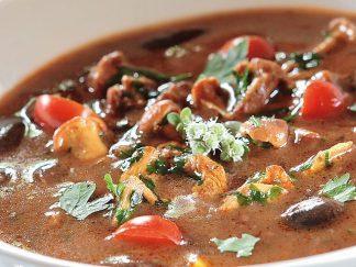 Kaeferbohnensuppe