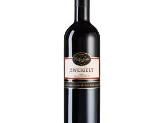 Rotwein Zweigelt trocken 12,5% vol. 0,75l