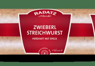 Zwieberl Streichwurst