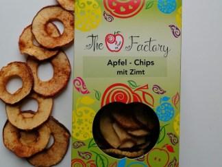 Apfel-Zimt Chips