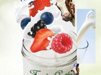 Naturjoghurt Frucht Rohmilch
