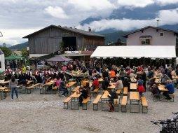 Obermieminger Bauernherbst – Bis spät in die Nacht hinein wurde gefeiert, Foto: Steirerhof Mieming