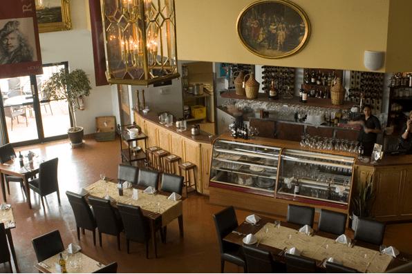 Amenajare restaurant