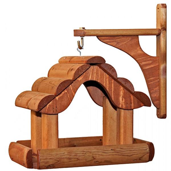 Casuta de pasari din lemn