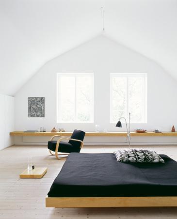 Design Scandinav minimalist - Alb predominant