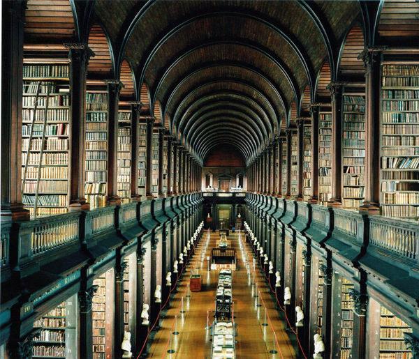 Trinity College - Longroom