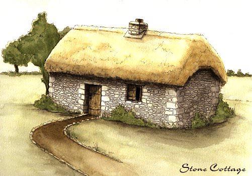 Cabana celtica