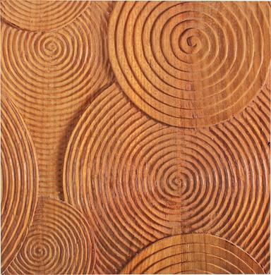 Placi de lemn - Ann Sacks Colectia Indah Teak - imitatii de lemn