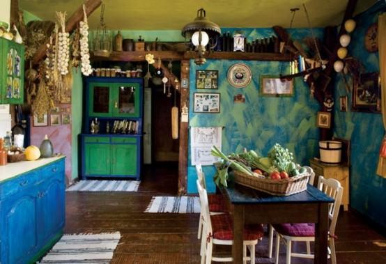 vintage rustic casa pentru nepoti